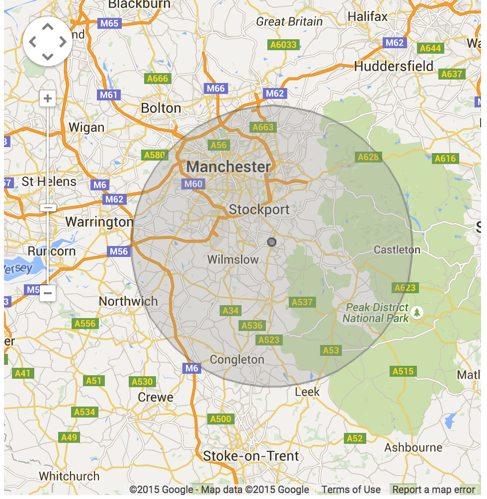 Cheshire Stump Grinding Services cover areas in & around Cheshire, Manchester, Derbyshire & Staffordshire. Get in touch to find out more